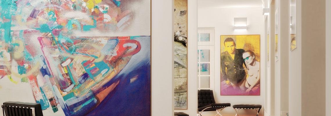 Modern masters paintings